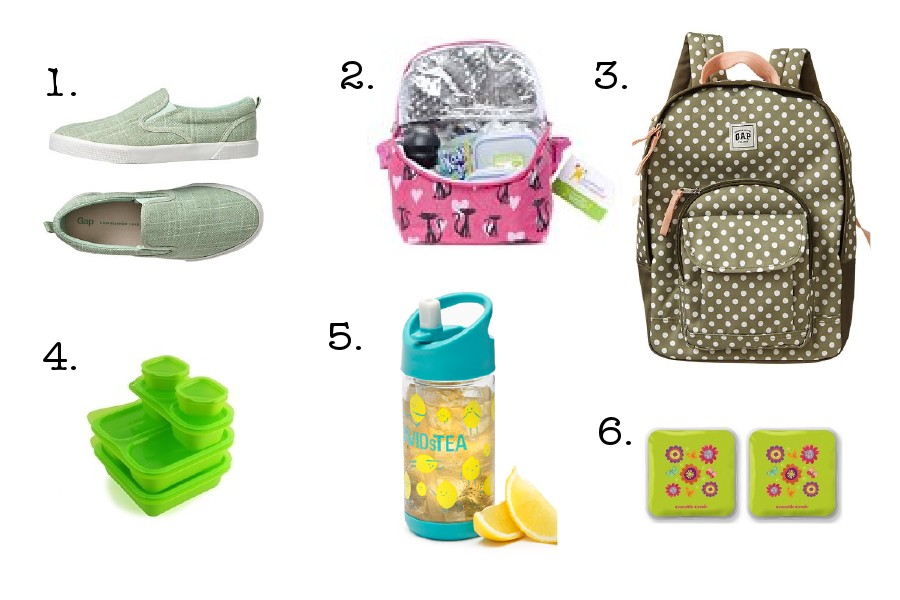 Hailey's Back to School Finds