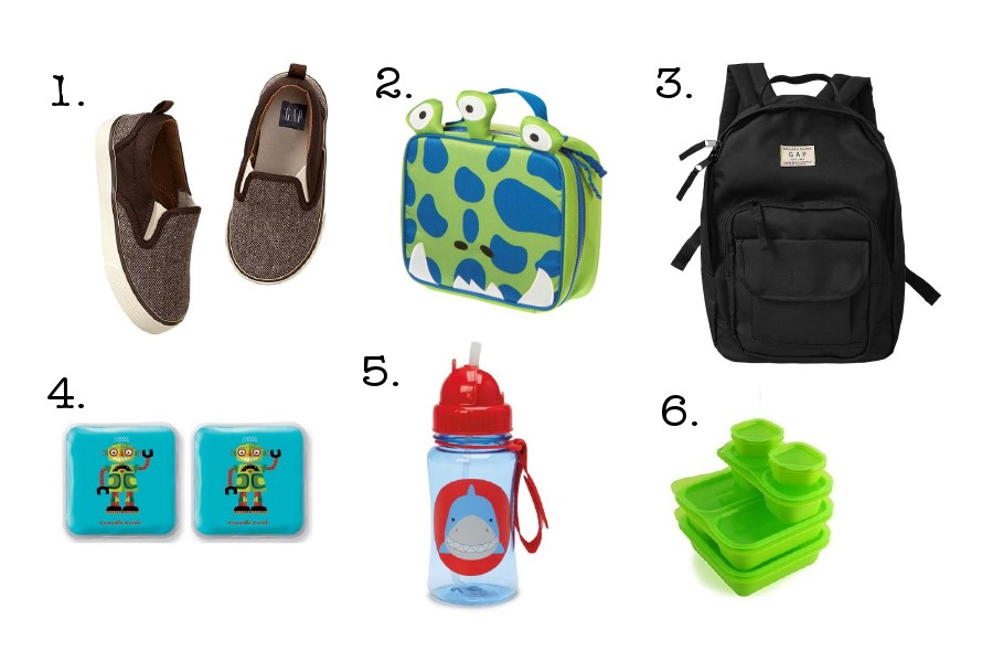 Zach's Back-to-School Finds
