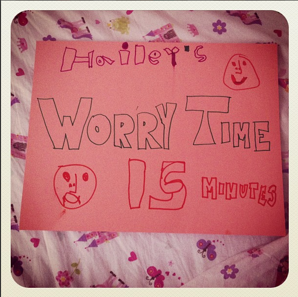 Worry Time