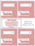Parachute Valentine