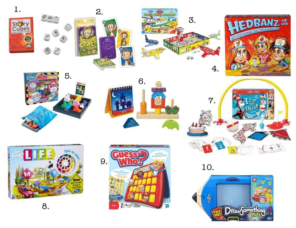 Top 10 Board Games